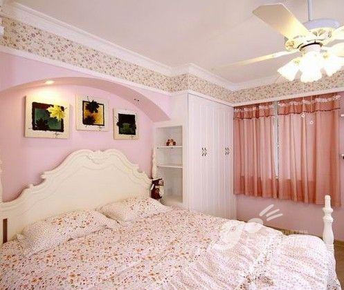 实现你的公主梦 粉可爱的乡村田园屋你喜欢吗(7)
