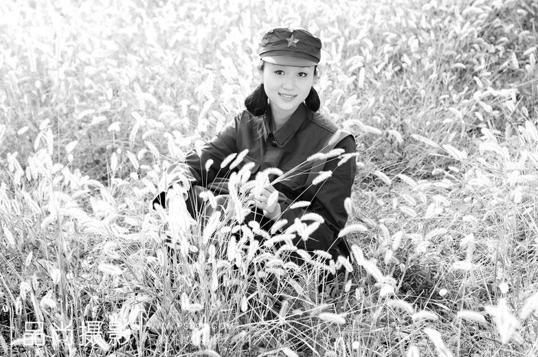 我是一个兵--红卫兵-品尚摄影