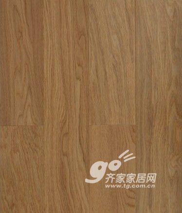 书香门地白栎实木复合地板