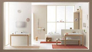洗手台装修效果图2