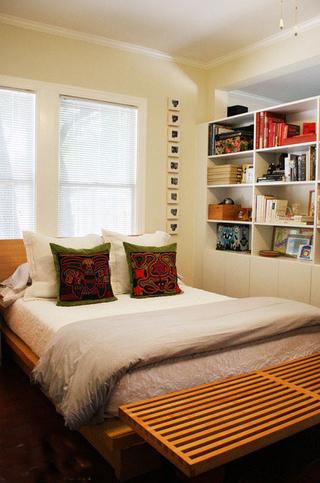 卧室装修效果图54