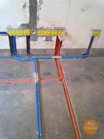 电器配管接线盒,导线接头要用压线帽