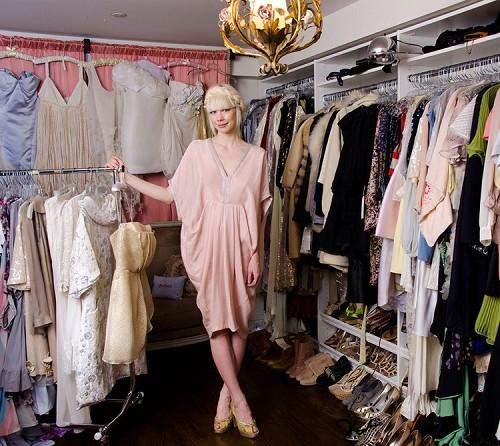 美国美女设计师艾琳・菲瑟斯顿的loft公寓全文