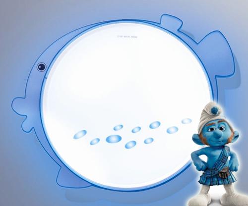 边框采用abs工程塑料,长久如新且维护简单,有水晶蓝,绸缎白,蜜桃红