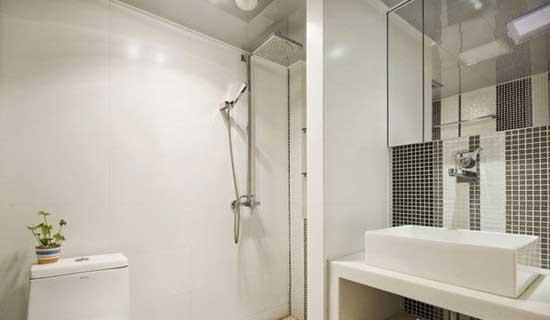 mm公寓60平极限空间强收纳 小空间也有大感觉(8)