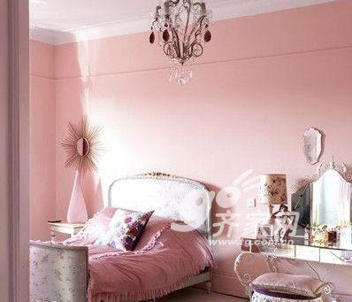 小萝莉的梦想卧室 6款超唯美公主房欣赏(3)