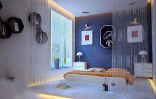 卧室装修效果图8