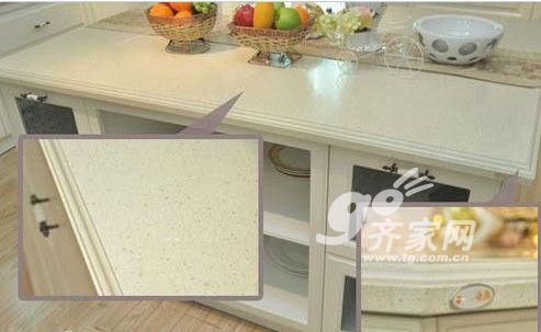 六种橱柜台面 什么材质最环保?