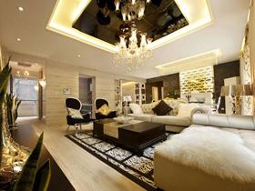 豪华欧式风格 140平公寓收纳房