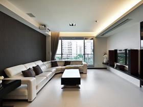 火辣妻子省钱打造 80后公寓简约设计