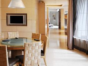 简约禅意中国风 两代人的复式豪宅