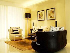 现代时尚 经典简约的黑色之家