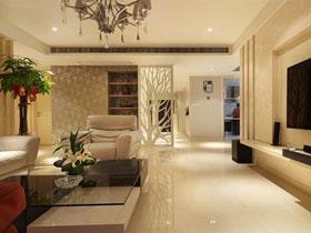 簡約不簡單 160平現代宜家三居室
