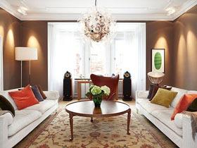 摩登公寓设计 富裕型装修的福音