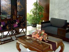 古典美女 經典古典中式400平別墅