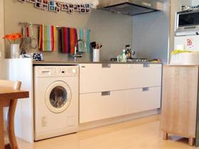 80后小夫妻 60平打造宜家式时尚小公寓