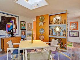 幾何屋頂絢爛家居 創意無限小戶型