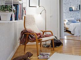 惊叹小户型收纳 56平北欧公寓紧凑布局