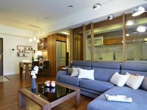 日式禅风自然设计 76平木作小家大气范