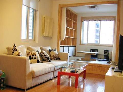 小資家庭客廳設計 風格各異隨心裝