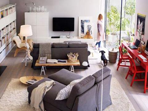 12款樣板客廳 風格獨特舒適裝