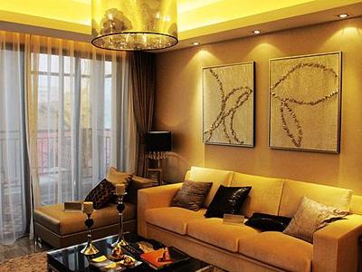89平2房2廳幸福樣板房 優雅獨特簡潔明快