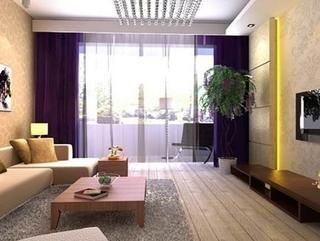 白领夫妇6万装现代简约家 舒适实用经济装