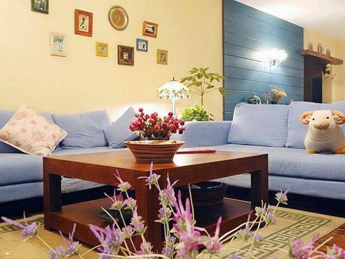 地中海風格居室 營造美妙生活
