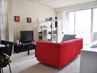 素雅美国公寓 60平明亮舒适空间