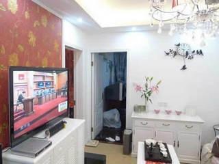 耀眼夺目欧式风格 给妈妈装修的两居室
