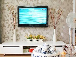 78平米属于自己的完美婚房 华丽装饰自然美