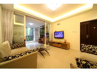 一室小户型家居 66平经典简约设计