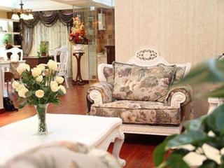 144平米混搭简欧家 优雅精装四房两厅