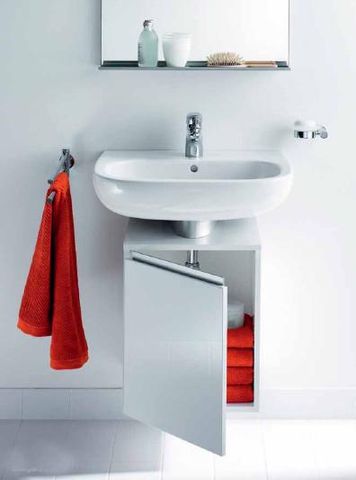 小户型浴室必知 3招墙面求生术