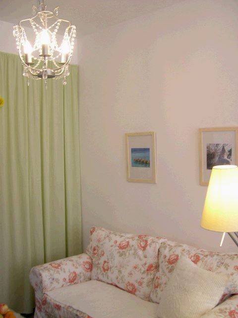 58平米小家巧装两房一厅 简单清新小户型