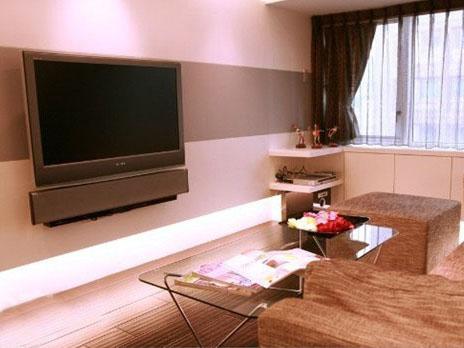 40平米日系輕熟男家 單身小戶型公寓