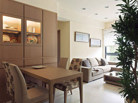 63平休闲空间 享受精致悠闲生活