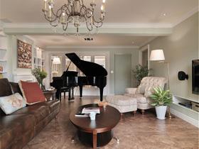 老宅翻新居 美式古典空间