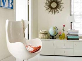 6款客廳樣板間 追求簡約時尚主義