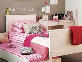 8款温馨家居 打造梦幻卧室风格