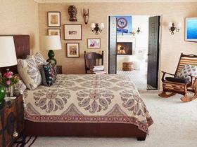 10款优美卧室 打造一个浪漫家