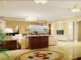 歐式別墅 7款華麗時尚的客廳裝飾