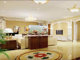 欧式别墅 7款华丽时尚的客厅装饰