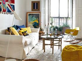 马德里色彩公寓 一室一厅乐活色彩家