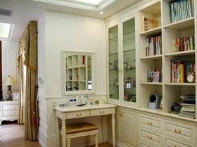 欧式时尚风格 120平装修尊贵奢华享受的家