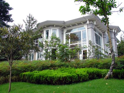 大胆创别墅_可远观不可近玩 中国最值得推荐的别墅房