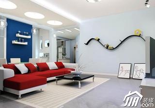 沙发装修效果图140