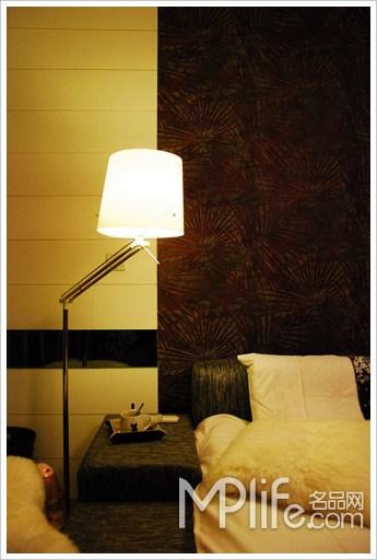 黑白格调 23万装132平错层三居室装修 全文 高清图片