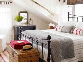 浪漫温馨卧室 令人心动的私享空间