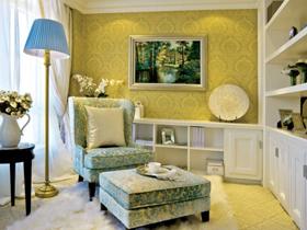 豪华别墅 164平方打造时尚浪漫欧式风